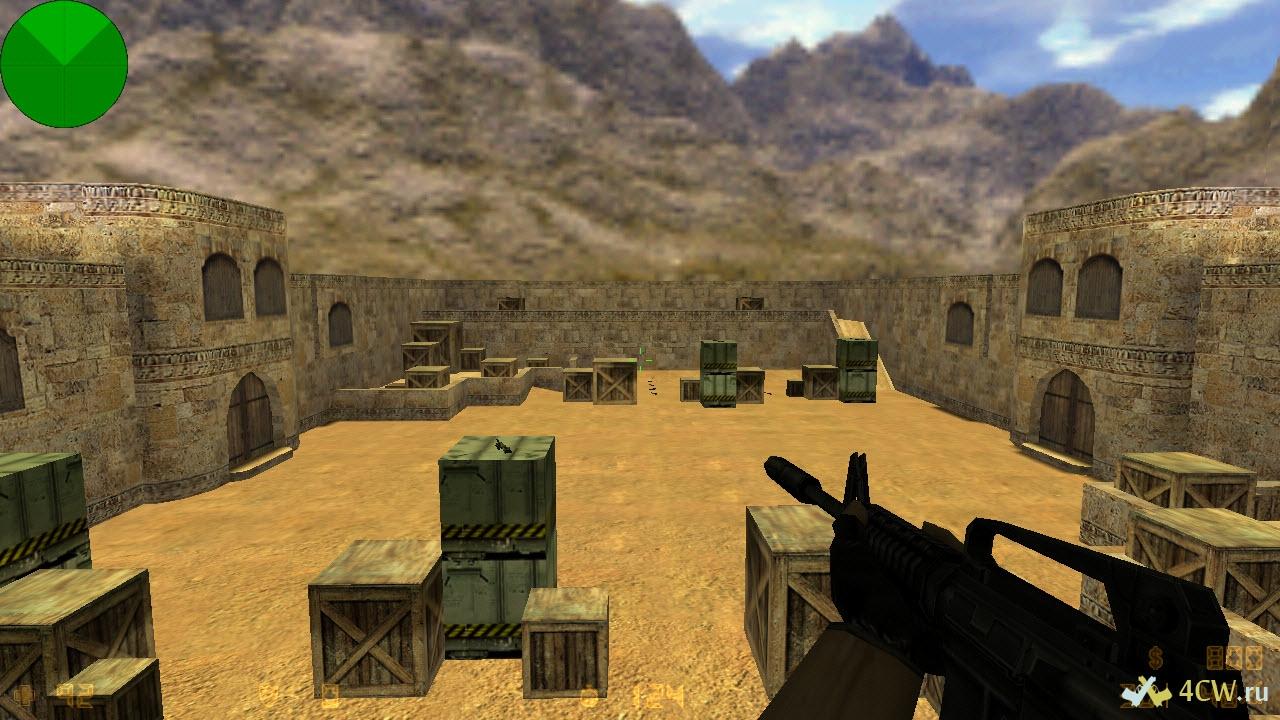 Скачать Counter-Strike Source v34 Modern Warfare | 720x1280