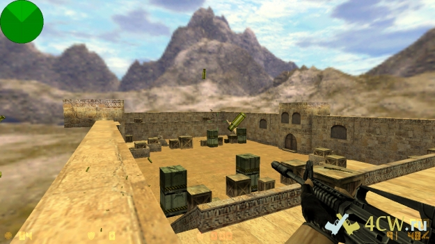 Скачать карту aim map.bsp для игры Counter Strike 1.6